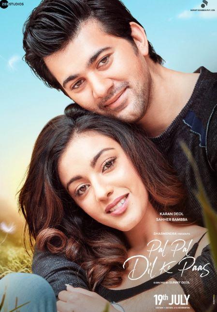 Pal Pal Dil Ke Paas Movie First Look, Poster Out | Karan Deol
