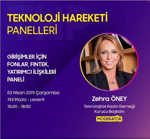 TTH- Türkiye Teknoloji Hareketi Paneli