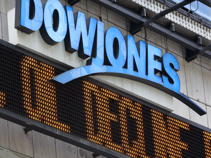 a history of the dow jones and company an information service