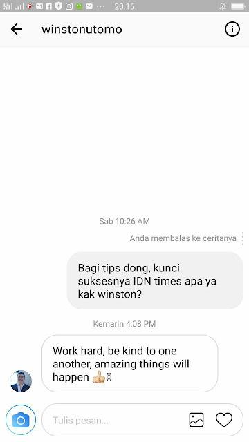Tips Kunci Sukses Founder IDN Times