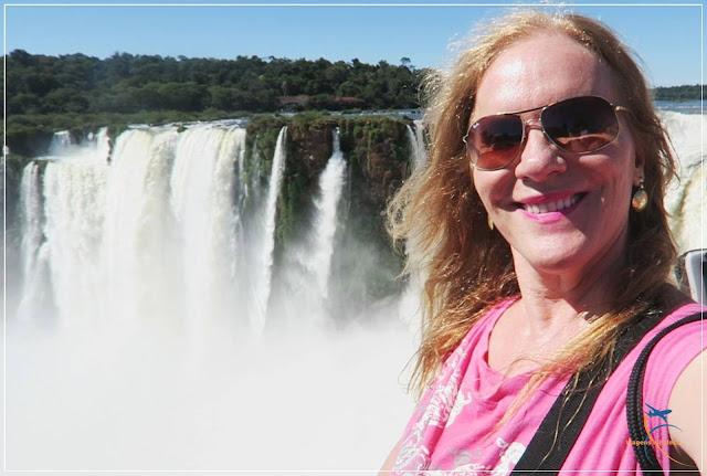 Garganta del Diablo - Cataratas del Iguazú, no lado argentino!