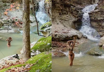 Orestes Iray HDRI Environment - Vigil Creek Falls
