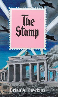 The Stamp - philatelic mystery by Brian A. Hawkins