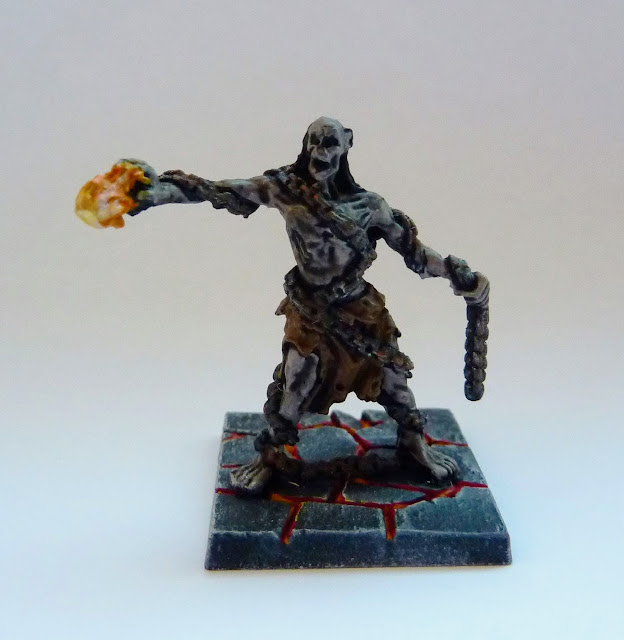 Tortured Soul - Infernal Crypts expansion for Mantic's Dungeon Saga