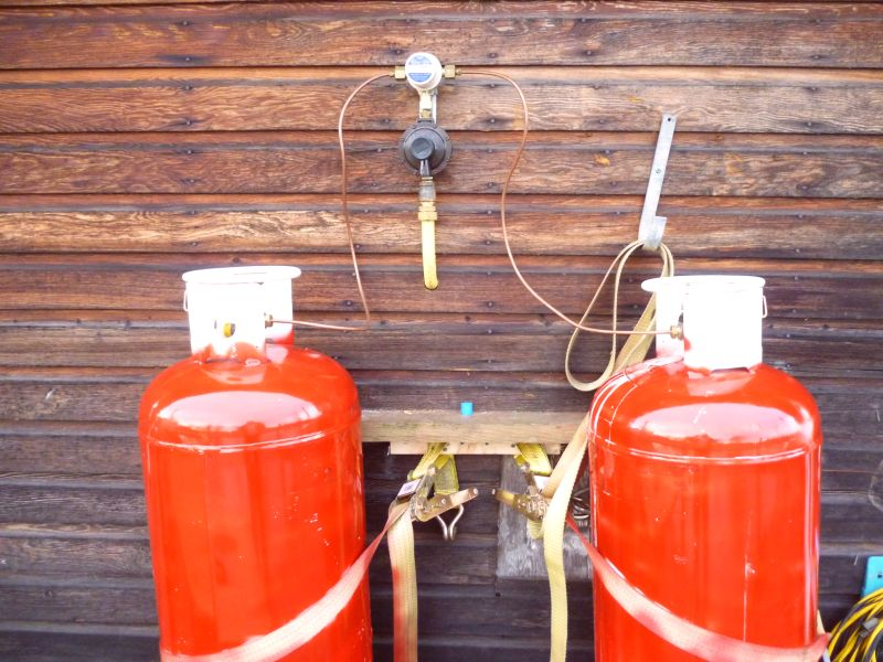 How To Hook Up External Propane Tank To RV Step By Step