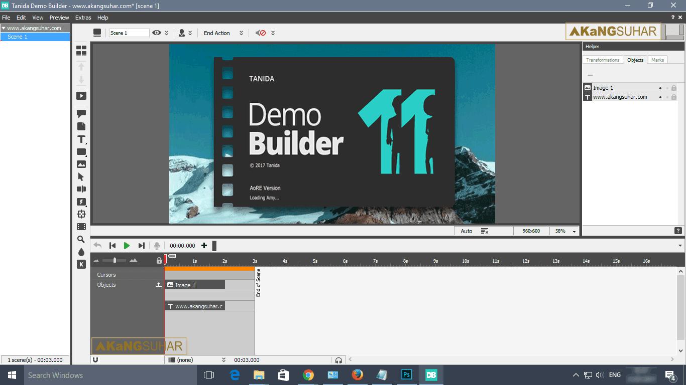 Tanida Demo Builder 11.0.18.0 Full