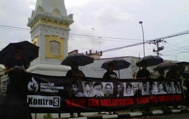 Kasus-kasus pelanggaran HAM di Indonesia