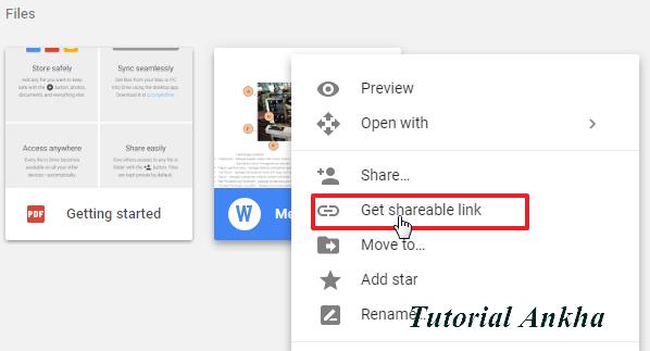Cara memposting File di blog