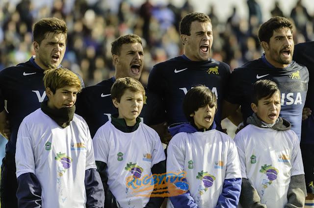 Argentina XV llega entonado a la Nations Cup