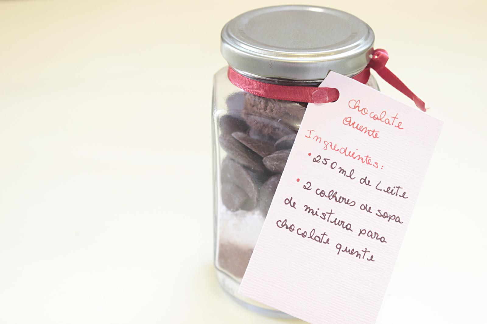 Ideia de presente para o Natal (Edible Gift)