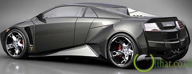 Lamborghini Embolado Concept