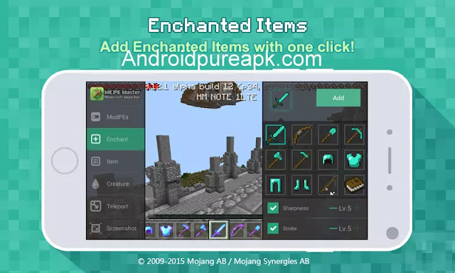 Master for Minecraft- Launcher Apk Download