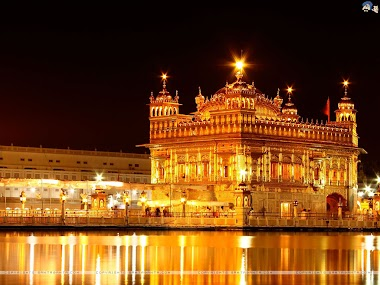 Travel in Spirituality in Amritsar and Golden Temple