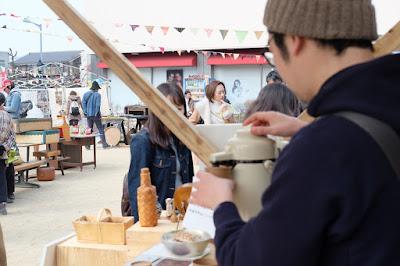 まつもと古市(ふるいち)#24 カフェコーナー