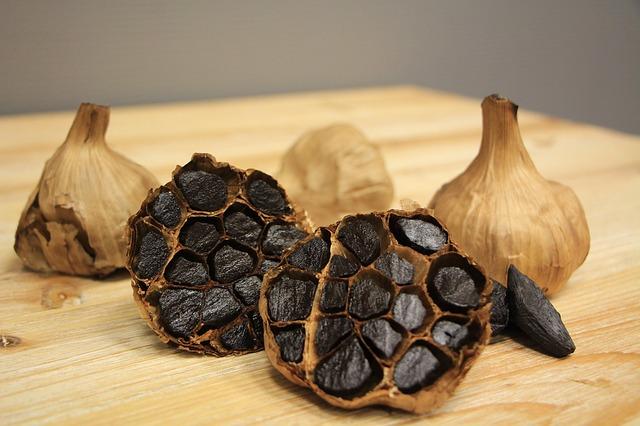 cara membuat bawang hitam/black garlic