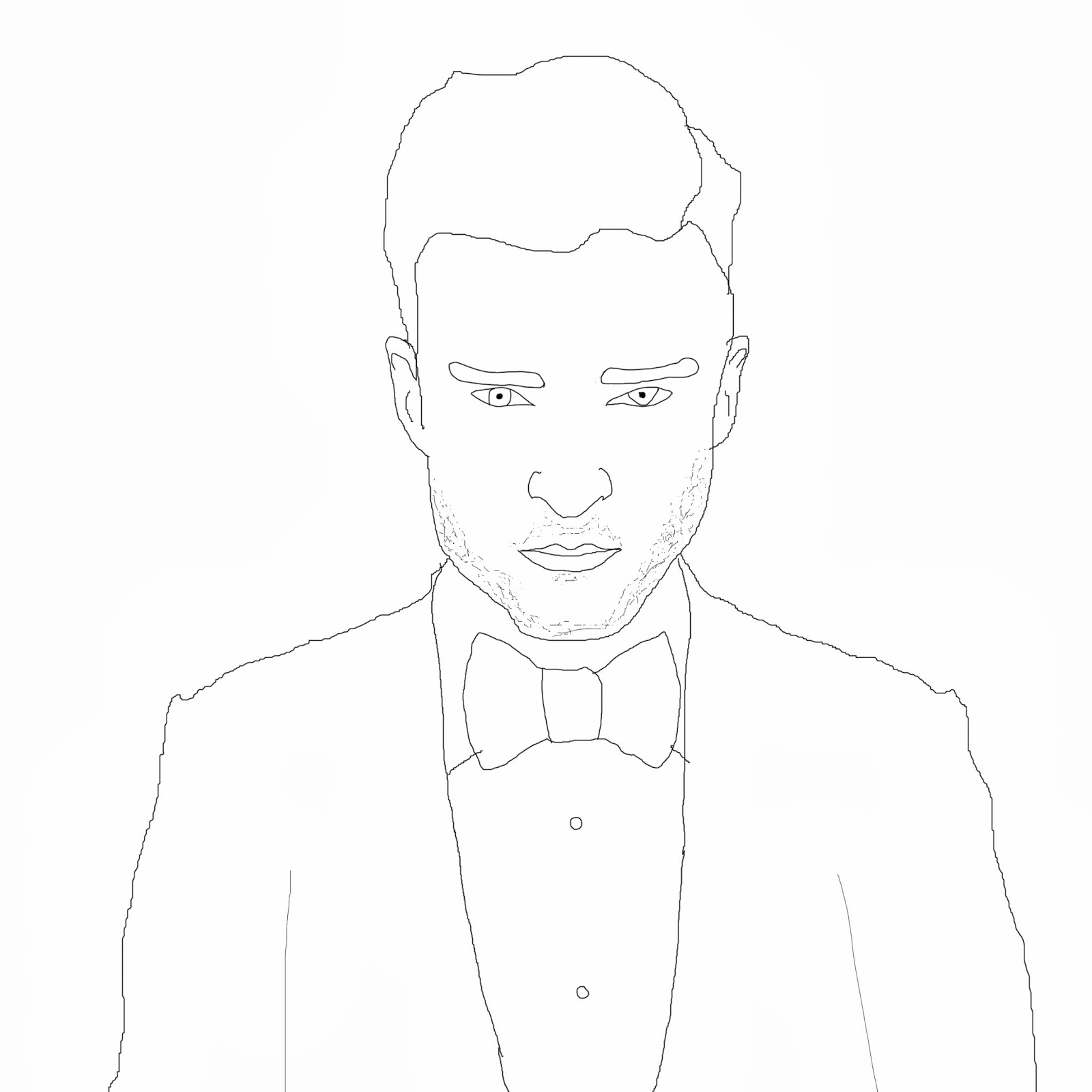 celebrities coloring pages - photo#44