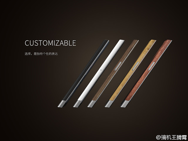 Xiaomi Mi MIX has a new rival and it's Nubia's Bezel-less Slider phone