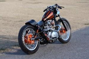 Gambar Modifikasi Honda CB - Variasi Motor Mobil Terbaru