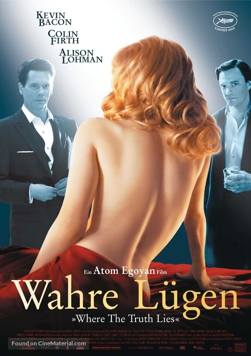 18+ Where the Truth Lies (2005) UNRATED 200MB BluRay 480p