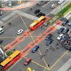 Fungsi & Spesifikasi Marka Kotak Kuning di Jalan Raya