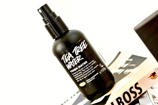 Lush Tea Tree Toner Water