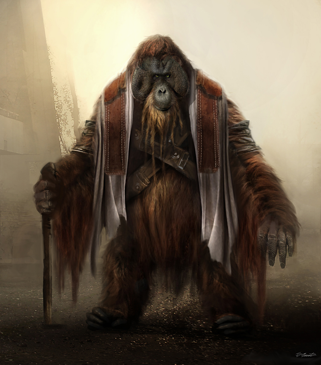 Designing Women Movie Dawn Of The Planet Of The Apes Designs