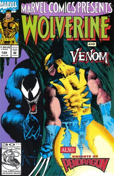 Gentlemen of Leisure: Marvel Comics Presents #117-122: Claws