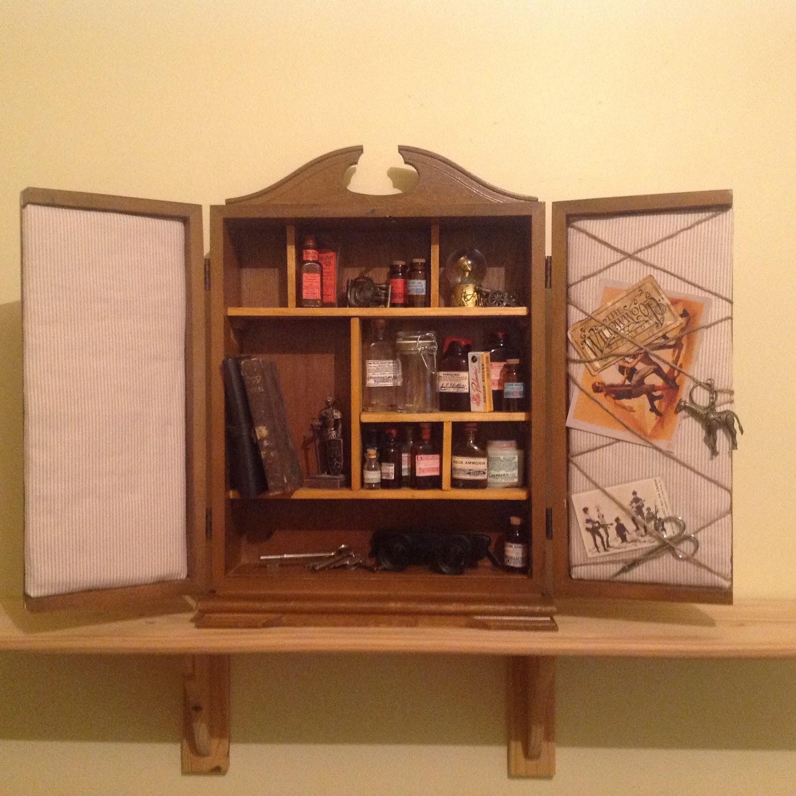 Dvn61 My Curiosity Cabinet