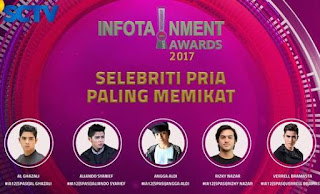 nominasi infotainment awards