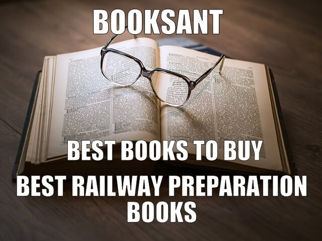 Best Books to Buy for Railway Exams Preparation