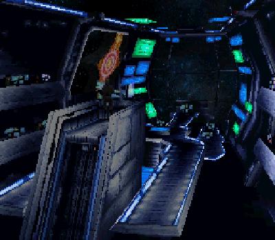 Infinite Space - Puente de mandos