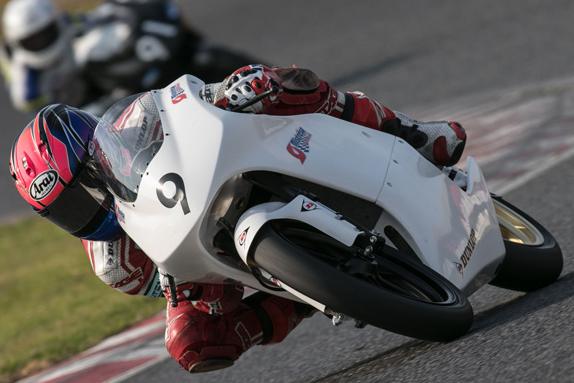 2018年 坂田 和人選手NSF250RでJ-GP3へスポット参戦