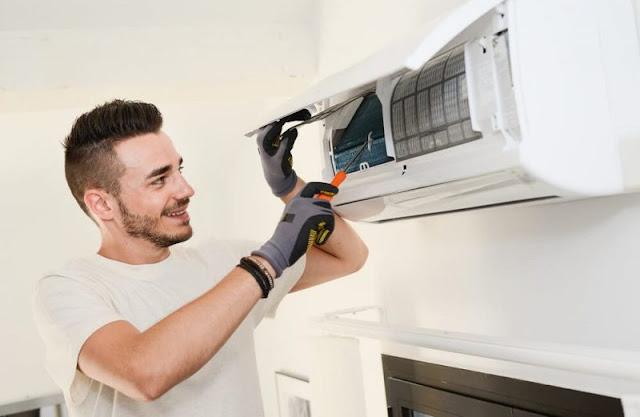 Dịch  vụ sửa máy lạnh quận 1  tại nhà