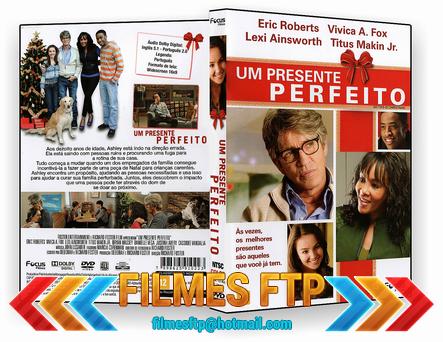 Um Presente Perfeito 2015 Dublado DVD-R / AVI