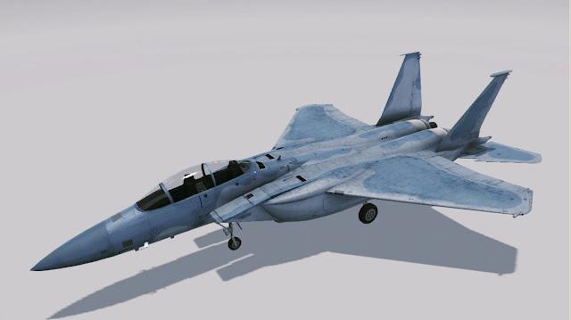 Gambar 02. Foto Boeing F-15 Silent Eagle Pesawat Tempur Amerika Serikat