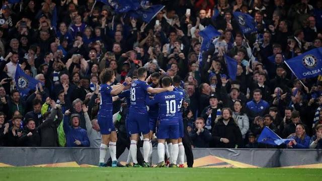 Singkirkan Frankfurt Lewat Adu Penalti, Chelsea ke Final Liga Europa