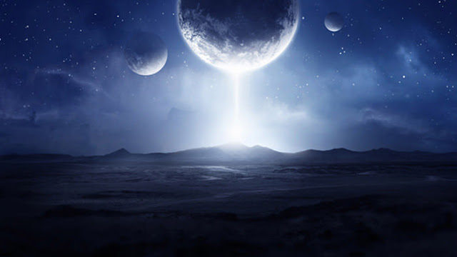 Membuat Sci-Fi Landscapes Dengan Photoshop