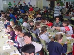 JeanFrujo: O copago nos comedores escolares