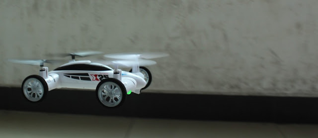 X25 X25B Rc Quadcopter Flying Car