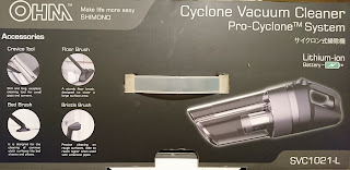 Some Sharing My Cordless Ohm Cyclone Vacuum Cleaner