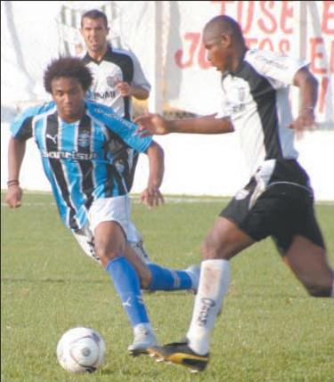 Gremio Dados 23 07 2005 Campeonato Brasileiro Serie B 14ª Rodada Uniao Barbarense Sp 1x1 Gremio