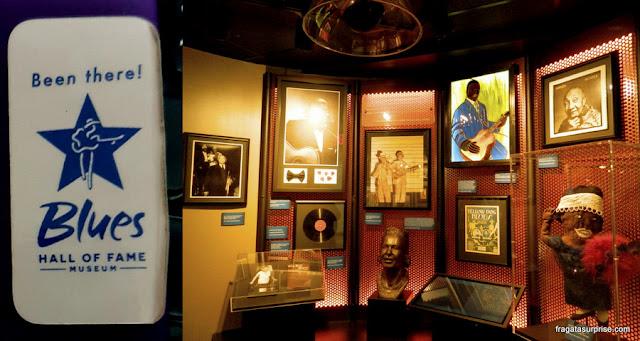 Hall da Fama do Blues, Memphis
