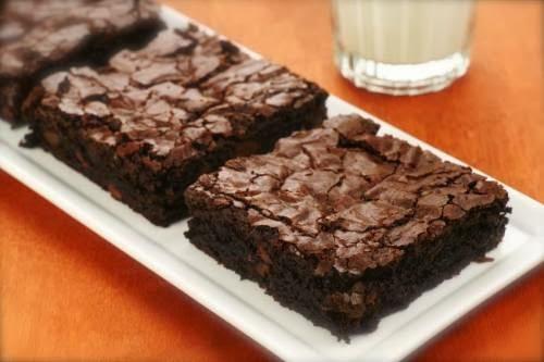 Brownie στο λεπτό!