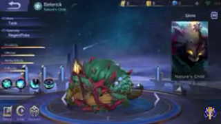 Belerick Mobile Legend