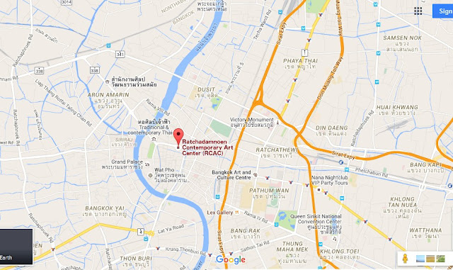 Ratchademnoen Contemporary Art Center Bangkok Map,Map of Ratchademnoen Contemporary Art Center Bangkok,Tourist Attractions in Bangkok Thailand,Things to do in Bangkok Thailand,Ratchademnoen Contemporary Art Center Bangkok accommodation destinations attractions hotels map reviews photos pictures