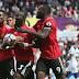 VIDEO: Batacazo en Gales, el United vuelve a golear