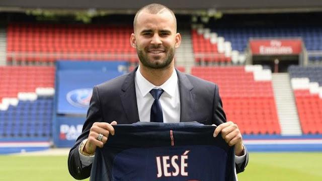 PSG menyelesaikan kontrak Jese Rodriguez