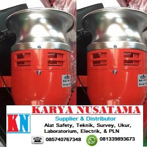 Jual Siren Type MS-390 Untuk Tanda bahaya pabrik Sendal di Tasik