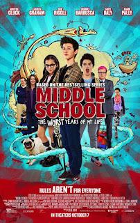Middle School: The Worst Years of My Life โจ๋แสบ แหกกฏเกรียน (2016) [พากย์ไทย+ซับไทย]