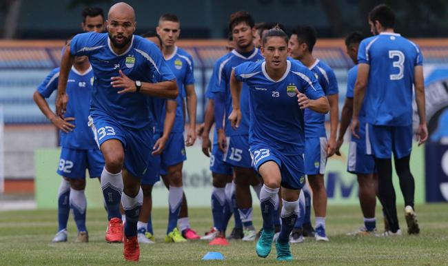 Mantap! Umuh Ungkap Sosok Striker Terbaru Persib Bandung